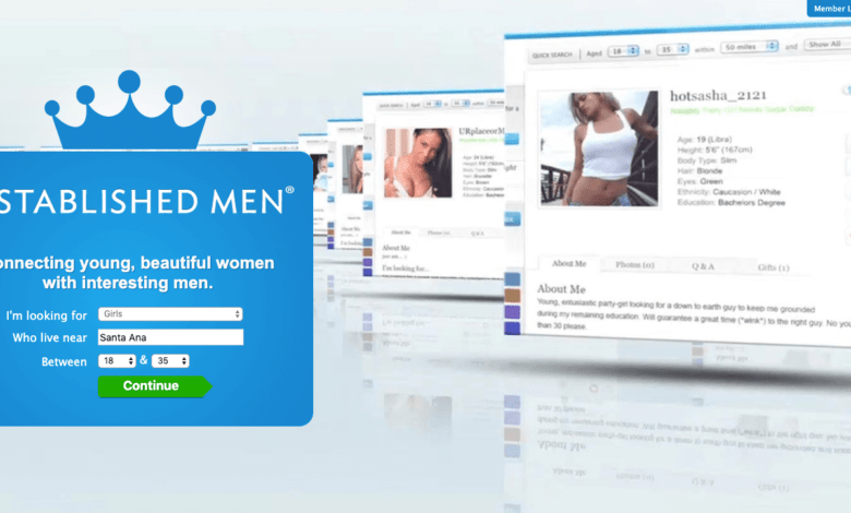 Established Men Review & Guide for 2020 [Free Access] | Dating Inquirer