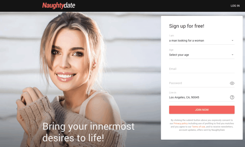 NaughtyDate Review for 2020 [Female's View for Guys] | Dating Inquirer